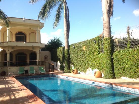 Best Western Hotel Plaza Matamoros: ALBERCA BW