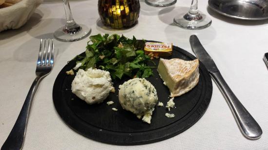 L'Annexe : Cheese Board