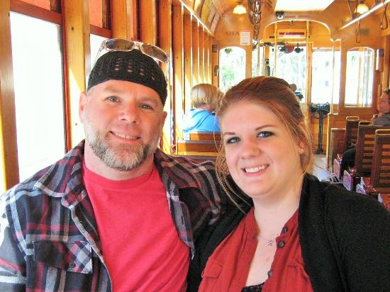 TECO Line Streetcar System : No selfie needed