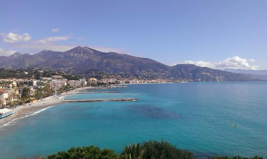 Hotel Alexandra: View