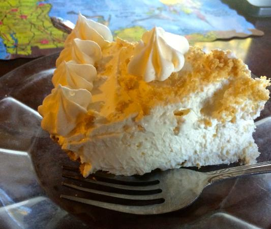 Peck's Old Port Cove: Key Lime Pie