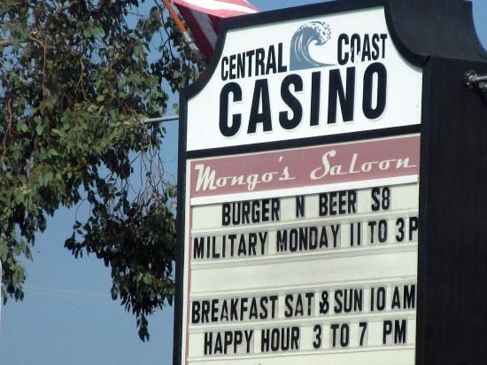 Mongo's Saloon, Grover Beach, Ca