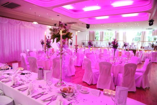 Hotel Minella: Wedding set up