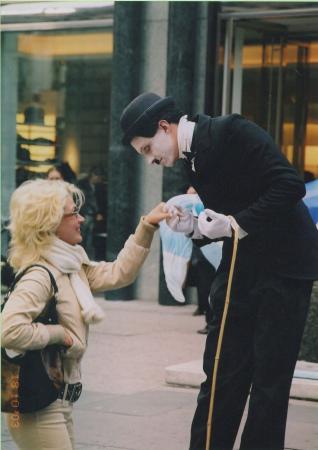 Hotel Ambassador: неожиданные встречи на улицах Вены