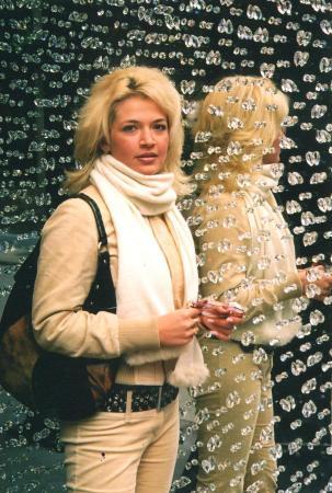 Hotel Ambassador: витрина Сваровски