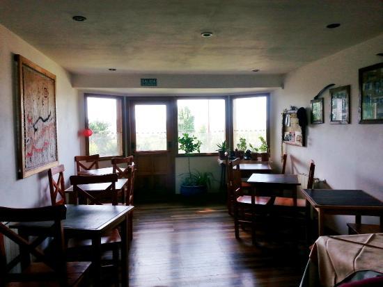 Posada Karut Josh: sala colazione