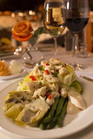 Charenton, LA: Crab Salad