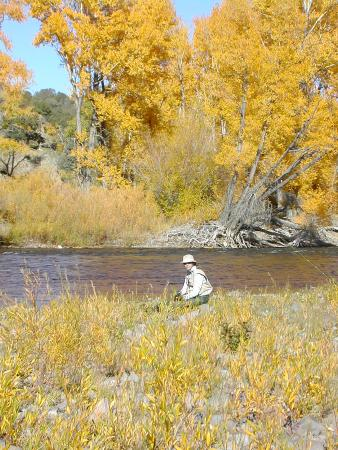 South Fork, CO: Fishing for all seasons