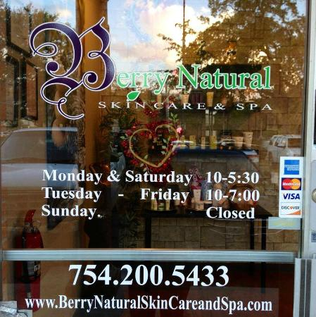 Berry Natural Skin Care Spa