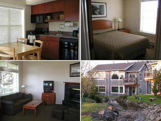 The Yachats Inn: Luxury Kitchen suites