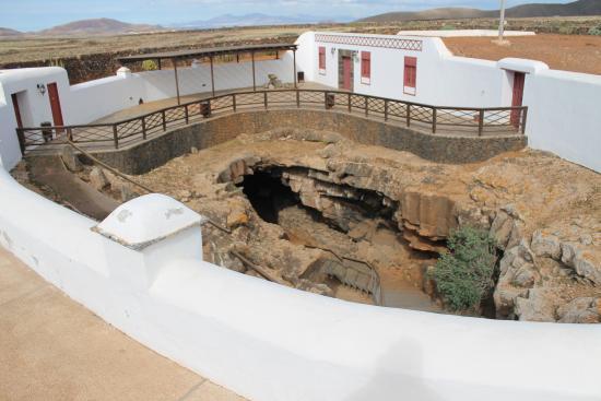 Cueva Del Llano Foto Van Cueva Del Llano La Oliva Tripadvisor