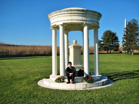 Pennsville, NJ: Union monument