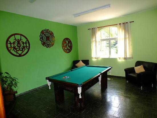 Chales Vila da Serra : Salas de Jogos