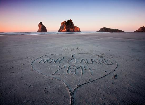 Nelson-Tasman Region, New Zealand: Wharariki Beach is well-loved by all