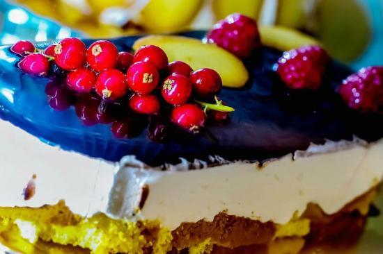 La Nuova Latteria: Le nostre torte gelato