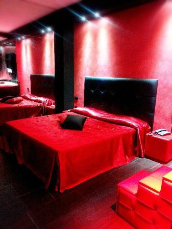 Hotel La Fayette: suite inferno 2