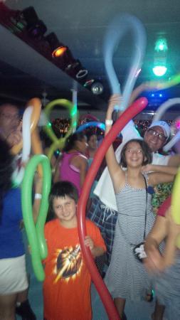 Yate de Recreo Aca Rey : Acarey great family fun!!!!