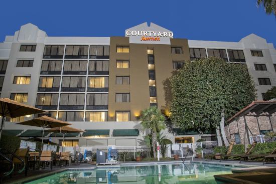 Courtyard Riverside UCR/Moreno Valley Area: Pool