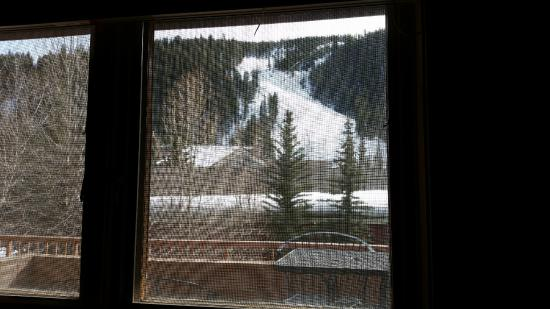 Mountain House: View from the room