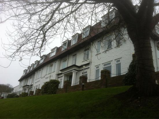 Park Manor Hotel : Lovely family run hotel with great food