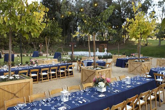 Temecula Creek Inn Meadows Wedding Venue Area