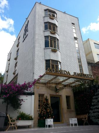 Hotel Avenida Jimenez