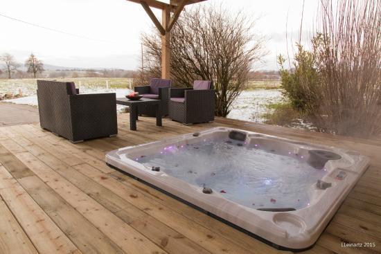 Plaisir d'etre : sauna