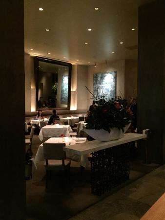 Michael Mina: The restaurant