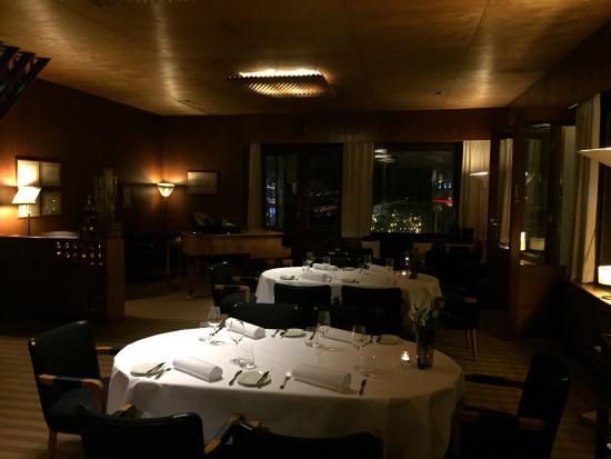 Ravintola Savoy : The restaurant