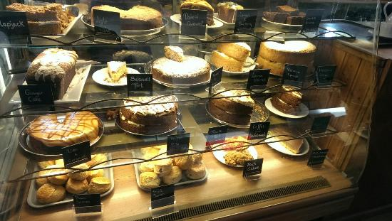 The Clock Tower Cafe & Restaurant: Fancy a slice