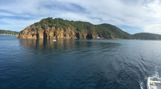 Shooting Star Charters: The Caves