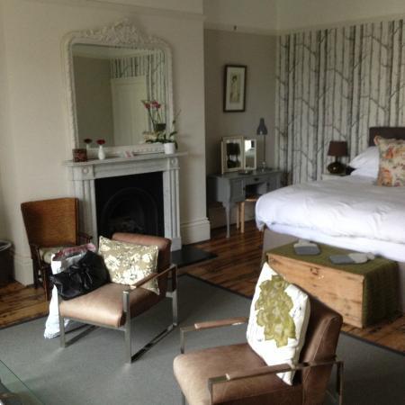 Ravenhurst Luxury Bed & Breakfast: fig tree suite