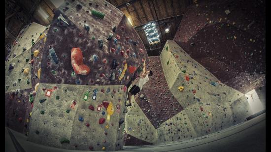Rock Fitness Climbing Gym and Rec Center