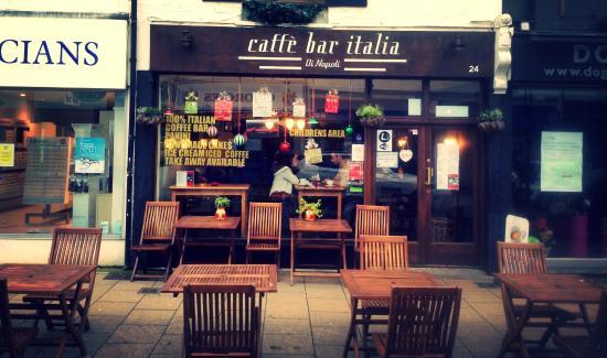 Caffe Bar Italia di Napoli