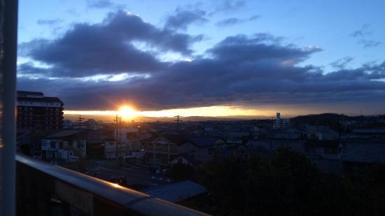 Kanko Ryokan Fuji: Sunrise