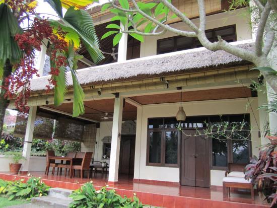Villa Indah Ubud : Upper Cottage