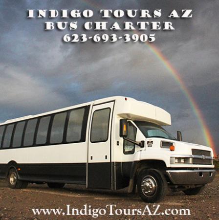 Indigo Tours AZ - Day Tours: www.IndigoToursAZ.com