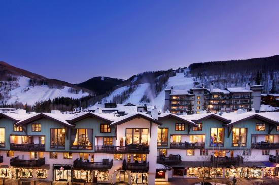 The Lodge at Vail, A RockResort: View of The Lodge at Vail