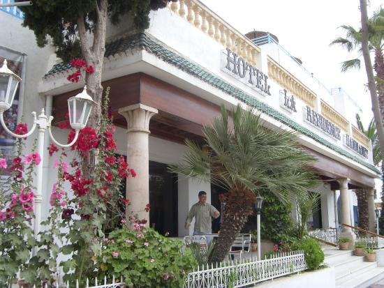 Residence Hammamet: Отель