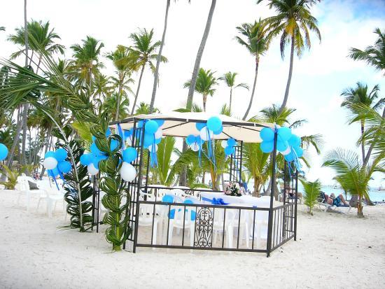 IFA Villas Bavaro Resort Spa The Beach Wedding