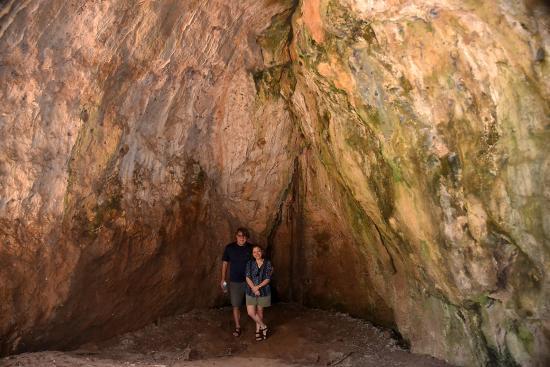 Makauwahi Cave Reserve: Side Cave