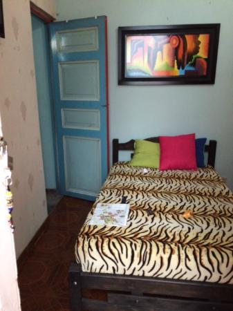 Zohar Hostel: room
