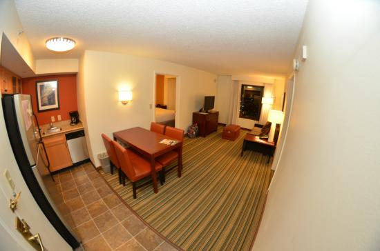 Marvelous 2 Bedroom Suite Picture Of Residence Inn By Marriott Download Free Architecture Designs Ponolprimenicaraguapropertycom