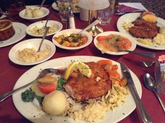 Bavarian Chef: Entree