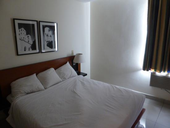 Comfort Inn Real San Miguel: Quarto