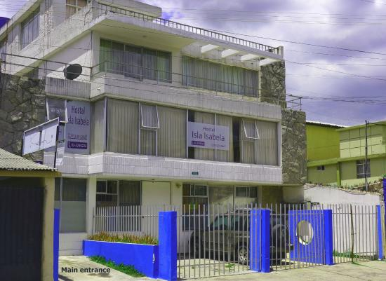 Photo of Hostal Isla Isabela Quito