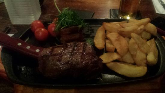 The Ryles Arms: Steak