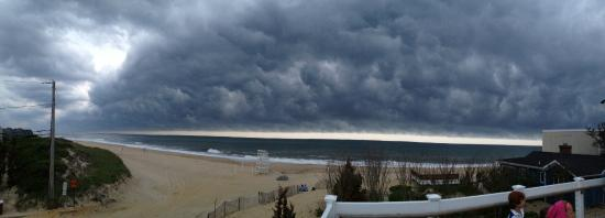 The Hermitage at Napeague: Storm