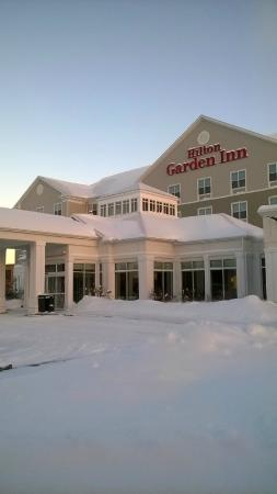 Hilton Garden Inn Auburn: Hotel