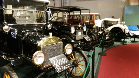 The Car and Carriage Caravan Museum : 2
